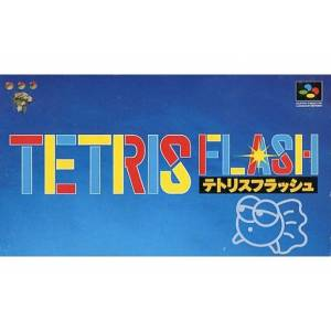 Tetris Flash [SFC - Used Good Condition]