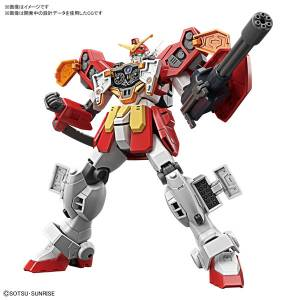 HGAC 1/144 Gundam Heavy Arms Plastic Model [Bandai]