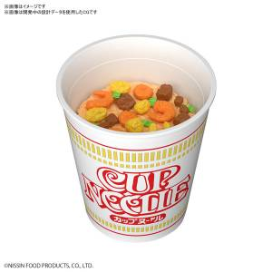 BEST HIT CHRONICLE 1/1 Cup Noodle Plastic Model [Bandai]