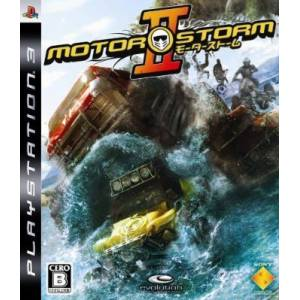 MotorStorm 2 / MotorStorm - Pacific Rift [PS3 - Used Good Condition]