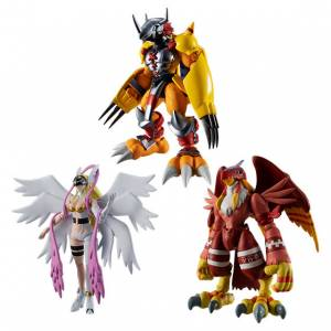Shodo Digimon 6 PACK BOX [Bandai]