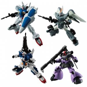 Mobile Suit Gundam G Frame 11 10 Pack BOX [Bandai]