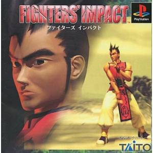 Fighters' Impact [PS1 - occasion BE]