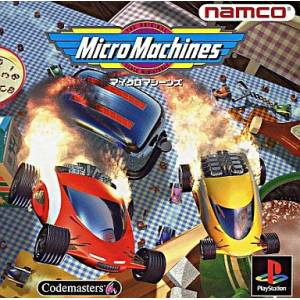 Micro Machines / Micro Machines V3 [PS1 - occasion BE]