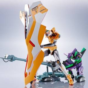 Robot Spirits Side EVA Operation Yashima Positron Cannon + ESV + Type G Components Limited Set [Bandai]