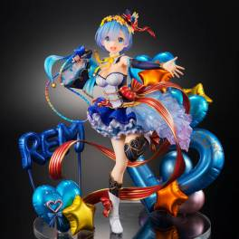 Rem Idol Ver. Re:Zero Starting Life in Another World LIMITED Edition [Shibuya Scramble Figure]