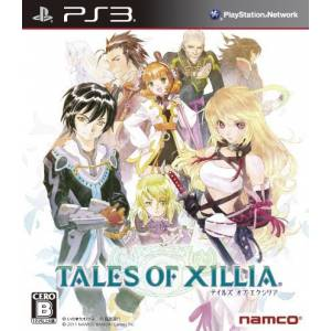 Tales Of Xillia [PS3 - Used Good Condition]