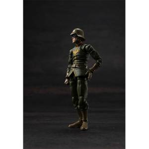 G.M.G. (Gundam Military Generation) Mobile Suit Gundam Zeon Army Normal Soldier 01 [Megahouse]