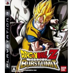 Dragon Ball Z - Burst Limit [PS3 - Used Good Condition]