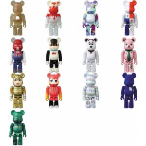 BE@RBRICK / Bearbrick 100% Series 40 24 Packs BOX [Medicom Toy]