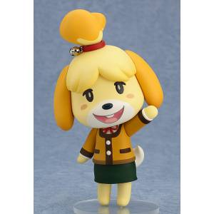 Nendoroid Shizue (Isabelle): Winter Ver. Animal Crossing: New Leaf [Nendoroid 386]