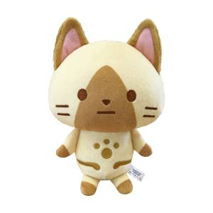 Monster Hunter Deformed Plush Airu (Felyne) [Goods]