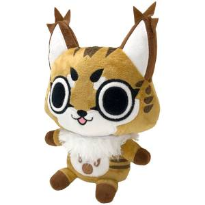 Monster Hunter Deformed Plush Grimalkyne [Goods]