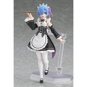 figma Rem Re:ZERO -Starting Life in Another World- (Reissue) [Figma 346]