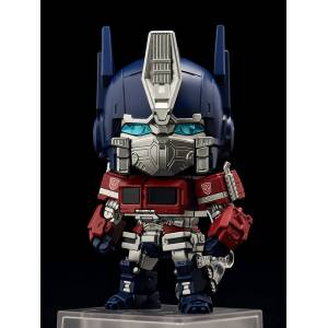 Nendoroid Optimus Prime Transformers movie Bumblebee [Nendoroid 1409]