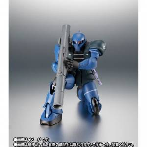 Robot Spirits Side MS-05B Zaku Ver. A.N.I.M.E. Black Tri Stars Limited Edition [Bandai]