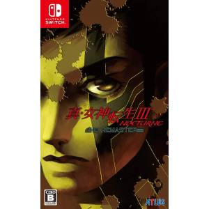 Shin Megami Tensei III NOCTURNE HD REMASTER [Switch]