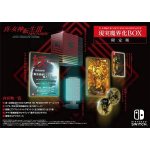 Shin Megami Tensei III NOCTURNE HD REMASTER Limited Edition [Switch]