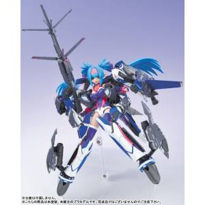 ACKS V.F.G. Macross Frontier VF-25G Super Messiah Clan Clang Plastic Model [Aoshima]