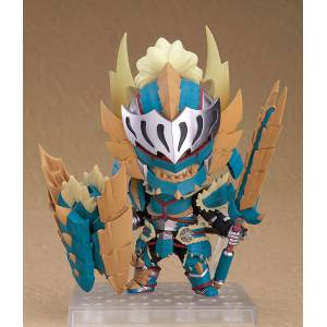 Nendoroid Hunter: Male Zinogre Alpha Armor MONSTER HUNTER WORLD: ICEBORNE [Nendoroid 1421]
