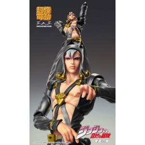 Super Action Statue Risotto Nero JoJo's Bizarre Adventure Golden Wing WF2020 Limited Edition [Medicos Entertainment]