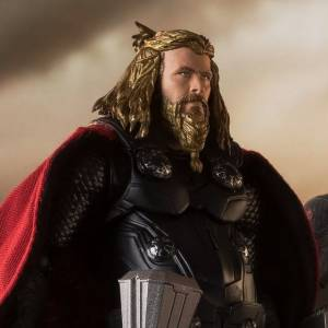 SH Figuarts Thor FINAL BATTLE EDITION (Avengers Endgame) Limited Edition [Bandai]