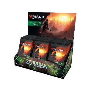 Magic The Gathering Zendikar Rising Set Booster Japanese Version 30 Pack BOX [Trading Cards]