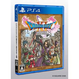Dragon Quest XI: Echoes of an Elusive Age S [PS4]