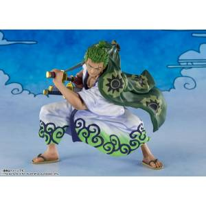 Figuarts Zero Roronoa Zoro Zorojurou One Piece [Bandai]