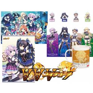 VVVtunia Emotional Edition Famitsu DX Pack [PS4]