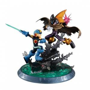 Game Characters Collection DX Rockman EXE Rockman vs Forte Limited Edition [Megahouse]