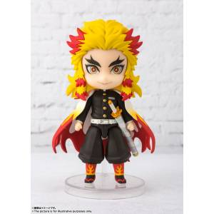 Figuarts Mini Kyojuro Rengoku Kimetsu no Yaiba: Demon Slayer [Bandai]