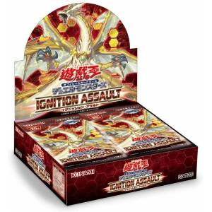Yu-Gi-Oh! OCG Duel Monsters IGNITION ASSAULT 30 Pack BOX [Trading Cards]