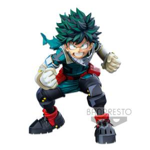 BWFC SUPER MASTER STARS PIECE IZUKU MIDORIYA (TWO DIMENSIONS) MY HERO ACADEMIA [Banpresto]