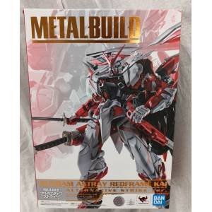 Gundam Astray Redframe Kai (Alternative Strike ver.) [Metal Build] [USED]