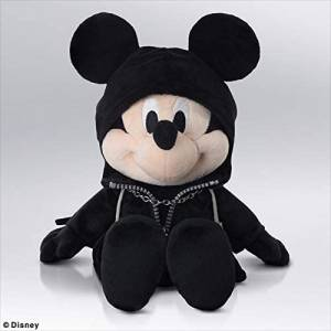 Kingdom Hearts Plush King Mickey (Reissue) [Goods]