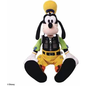 Kingdom Hearts Plush Goofy (KHIII) [Goods]