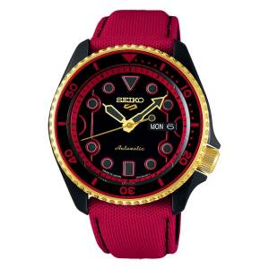 STREET FIGHTER V × SEIKO Collaboration Ken Model Watch [Goods]