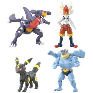 Shodo Pokemon 4 10 Pack BOX [Bandai]