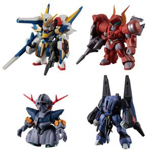 FW GUNDAM CONVERGE Plus01 6 Pack BOX [Bandai]