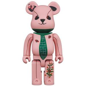 BE@RBRICK / Bearbrick Nathalie Lete Ours a la cravate 400% Limited Edition [Medicom Toy]
