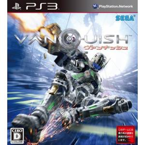 Vanquish [PS3 - Used Good Condition]