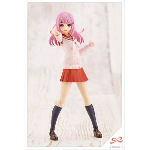 Sousai Shoujo Teien Yuuki Madoka Touou High School Dreaming Style Fresh Berry Limited Plastic Model [Kotobukiya]