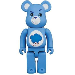BE@RBRICK / Bearbrick Grumpy Bear (TM) 1000% Limited Edition [Medicom Toy]