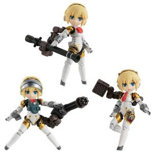 Desktop Army Persona Series Collaboration Aigis 3Pack BOX [Megahouse]