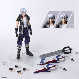 BRING ARTS Riku Version 2 KINGDOM HEARTS III [Square Enix]