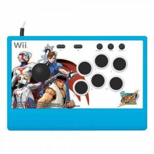 Tatsunoko VS. Capcom - Dream Battle Stick [Brand New - Wii]