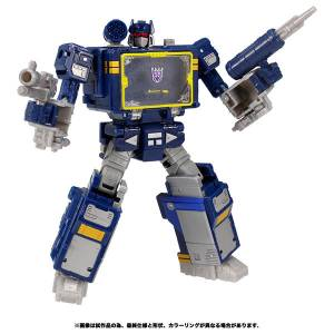 Transformers War of Cybertron WFC-14 Soundwave [Takara Tomy]