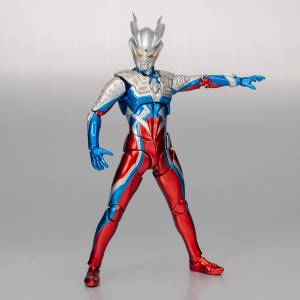 SH Figuarts Ultraman Zero 10th Anniversary Special Color Ver. Tamashii Nation 2020 Limited [Bandai]