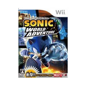 Sonic Unleashed/ World Adventure